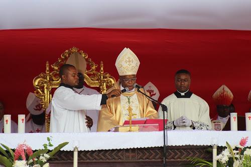 Mgr Fridolin Ambongo, Archevêque métropolitain de Kinshasa